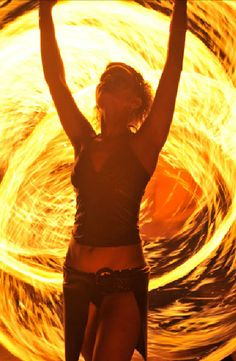 Energy Fire Performers