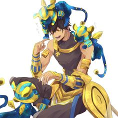 Fate OneShots x Reader Manga Boy, Anime Manga, Anime Guys, Fate Characters, Fantasy Characters, Sphynx, Fanart, Fantasy Character Design, Character Art