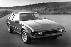 Second-generation Toyota Celica Supra