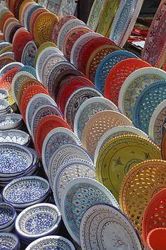 pottery, Djerba, Tunisia