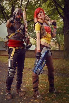 Lilith #Borderlands #Cosplay by *MadameSpontaneous on deviantART