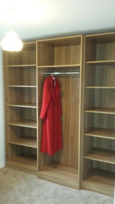Internal view of out bespoke wardrobes with home-improver.com
