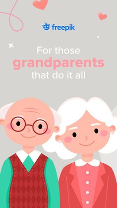Grandparents Day Cards, Mather Day, Digital Paper Free, Social Media Page Design, Bullet Journal Books, Cute Kawaii Drawings, Logo Design, Graphic Design, Build Your Brand