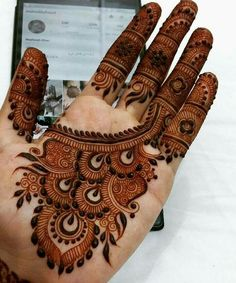 Browse the latest Mehndi Designs Ideas and images for brides online on HappyShappy! We have huge collection of Mehandi Designs for hands and legs, find and save your favorite Mehendi Design images. Dulhan Mehndi Designs, Mehandi Designs, Mehndi Designs For Girls, Modern Mehndi Designs, Mehndi Design Pictures, Wedding Mehndi Designs, Beautiful Mehndi Design, Arabic Mehndi Designs, Latest Mehndi Designs