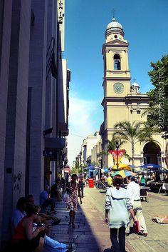 La catedral - Ciudad Vieja - Montevideo, Uruguay
