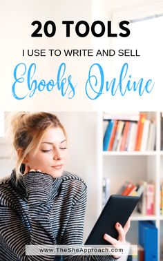 How To Publish, Launch And Sell Your First Ebook - The She Approach Make Money Blogging, How To Make Money, Real Instagram Followers, Self Publishing, Blogging For Beginners, Social Media Tips, Blog Tips, Affiliate Marketing, Online Marketing