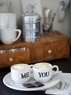 Coffee dates with my future hubby= Must have. <3