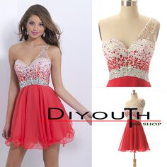 Find More Homecoming Dresses Information about Red Homecoming Dresses 2014 Beaded A Line Strapless Sleeveless Short Homecoming Dress to Party vestido de festa Bandage Dress,High Quality Homecoming Dresses from Diyouth on Aliexpress.com