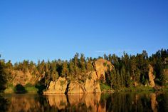 These great hiking trails located all throughout South Dakota will lead you to breathtaking places you won't soon forget. Custer State Park, Picnic Spot, Need A Vacation, Get Outdoors, South Dakota, Hiking Trails, Wyoming, State Parks, Trip Advisor