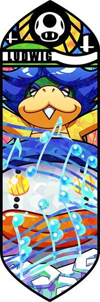 Smash Bros - Ludwig by Quas-quas on deviantART