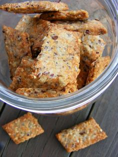 Vegetarian Recepies, Vegan Recipes, Snack Recipes, Cooking Recipes, Good Food, Yummy Food, Salty Snacks, Biscuit Recipe, Winter Food