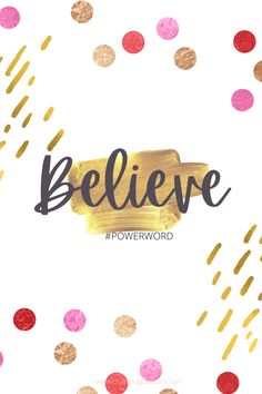 Powerful Words, Colouring Pages, Iphone Wallpaper, Believe, Magic, Motivation, Inspired, Prints, Color