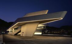 Sentinel by the Sea ( Salerno Maritime Terminal ) | Salerno, Italy | Zaha Hadid Architects