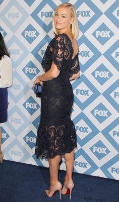 Yvonne Strahovski - 2014 Fox All-Star Party (January 13, 2014)
