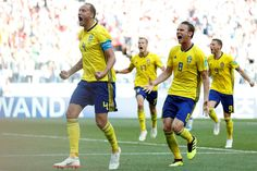 FIFA World Cup 2018: Sweden End Goal Drought to Beat South Korea