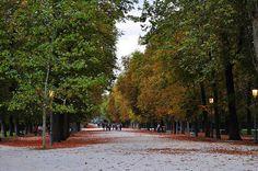 Giardini pubblici, Parma, italy
