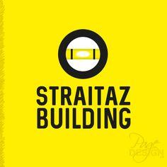 "Logo Design for ""Straitaz Building"", Rotorua, NZ"