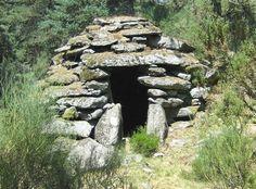 Serra da Peneda - herdershut (Wandelen in Portugal)