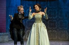 The Two Gentlemen of Verona Judith-Marie Bergan, Vilma Silva. Elizabethan Theatre, Shakespeare Festival, Prom Dresses, Formal Dresses, Verona, Gentleman, Two By Two, Cosplay, Costumes