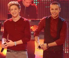 One Direction_Liam Payne_Niall Horan