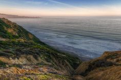Blacks Beach - LaJolla, California