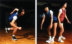 Chihiro Nishijima, Sayaka Miyamoto & Takako Yamada, Kumiko Shirai & Eri Hashimoto, Kumiko Kotaka 1997