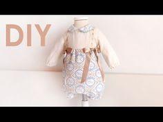 Pelele con manga larga: Costura de bebé. - Patronesmujer: Blog de costura, patrones y telas.
