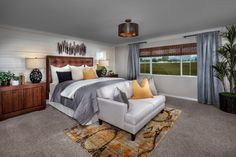 Carpet in the master suite or no? Give us your feedback!