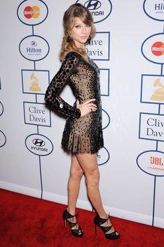 Taylor Swift #CliveDavisPreGrammyGala #ZuhairMuraddress #FlashBackFriday #FashionFriday