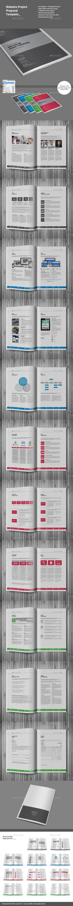 Identity Proposal Template  Proposal Templates Proposals And