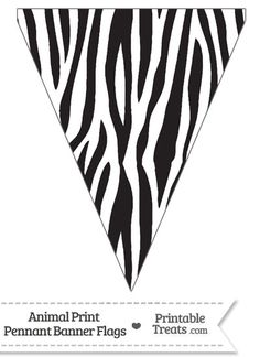 Here is a cute baby pink zebra print pennant banner flag you can use to decorate your home or classroom for a birthday celebration. This baby pink zebra print pennant banner flag is Safari Theme Birthday, Zebra Birthday, Jungle Theme Parties, Jungle Party, Safari Party, King Birthday, Pink Zebra, White Zebra, Pink White