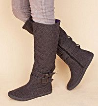 $38 Blowfish knee high flat boots