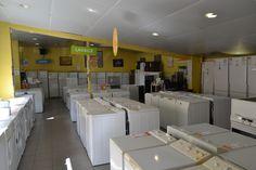 Large choix d'appareils électroménagers en magasin