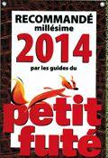 La Combe de Job est recommandé par le Petit Futé 2014