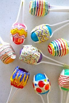 Maracas: Eggs, tape, plastic spoons, and rice! Such a fun thing to do with extra Easter eggs! ~kids can decorate as activity at Easter dinner!