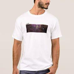 Leo Glitch Art T-Shirt - modern gifts cyo gift ideas personalize