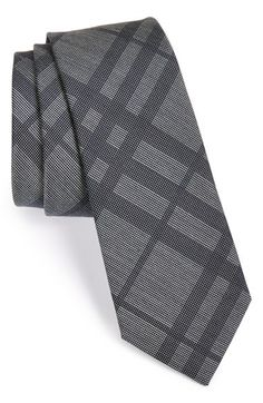 Burberry+London+'Rohan'+Woven+Silk+&+Cotton+Tie+available+at+#Nordstrom