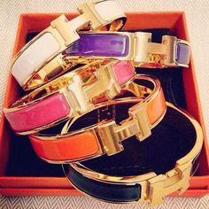 Bracelete Hermès Inspired, cores: preto e branco