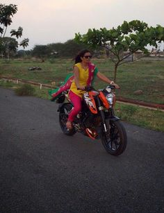 Strong Women of India who show their Supremacy over their male counterparts in riding Motorcycles