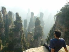 Baofang Lake - Picture of Zhangjiajie National Forest Park ...