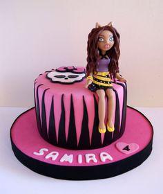 Torta Monster High de Artifondant