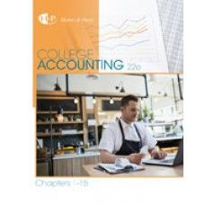 Solution manual for financial and managerial accounting the basis solution manual for college accounting 22nd edition fandeluxe Gallery