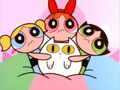 powerpuff-reboot. I wonder which one it will be. probably CG but maybe not because im sure everyone does not have boomerang