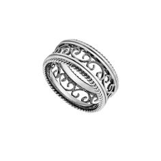 Kalevala Koru: Filigraani -ring, White gold. I really want this to be my wedding ring <3