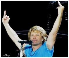 Jon Bon Jovi - two more reasons to love him!