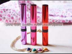 SHINE BURST Rossetti Avon | Avon Lipstick | Swatches e Applicazione | SHAYDA VALDERRAMA - http://47beauty.com/shine-burst-rossetti-avon-avon-lipstick-swatches-e-applicazione-shayda-valderrama/