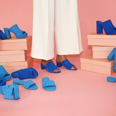 blues shoes i think is what its called. | ban.do
