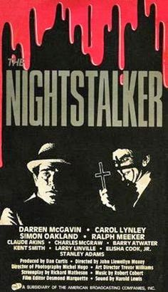 """One of the first TV movies that I can recall enjoying very much was a vampire thriller more than 40 years ago: """"The Night Stalker"""" with one of my favorite actors, Darren McGavin. It has thrills, it…"""