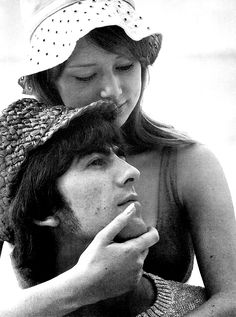 George and Patty.  Happy Valentine's Day(: