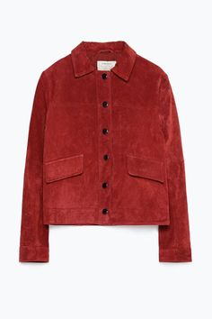 """""""I actually bought this jacket at Heathrow Airport. It's perfect for L.A. weather come fall. I also like the idea of it fading in the California sun."""" #refinery29 http://www.refinery29.com/hollywood-stylist-fall-fashion-picks#slide-10"""
